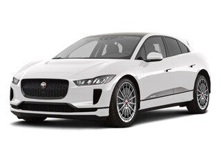 2020 Jaguar I-PACE SUV Yulong White Metallic